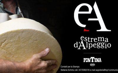 "Nasce ""Estrema d'Alpeggio Fontina Dop"""