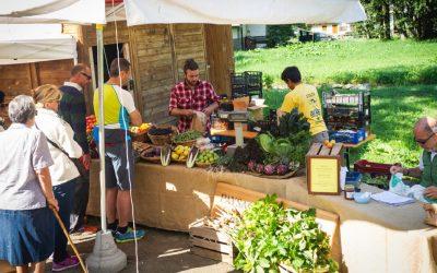 Samstag Märt: il mercato del sabato