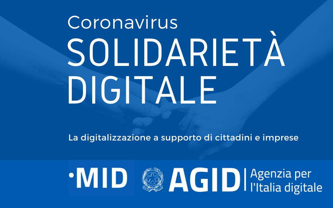 solidarieta digitale