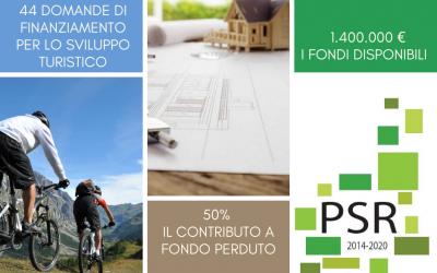 Bando per lo sviluppo turistico: sono 44 i progetti presentati