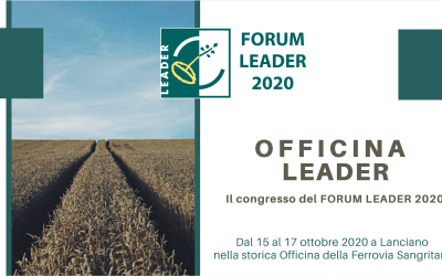 Anche il GAL Valle d'Aosta al congresso Forum Leader 2020 a Lanciano