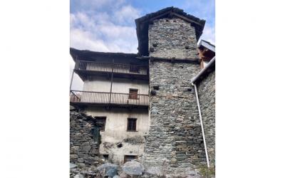 L'edificio storico della Consorteria di Graines