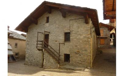 Villaggio di Vens nel comune di Saint-Nicolas