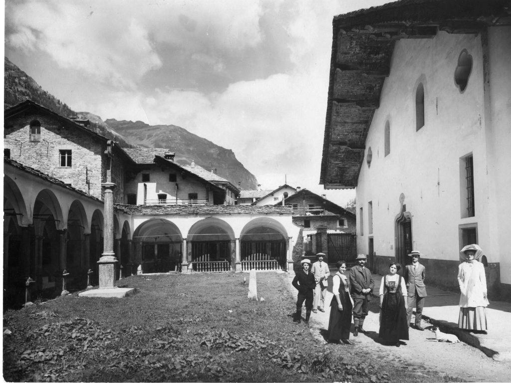 foto 1914 v. Curta