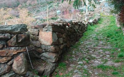 Riqualificazione sentieristica nei Comuni di Perloz e Pont-Saint-Martin