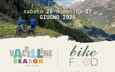 Bike and food – Valpelline All Season