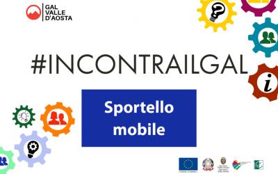 Sportello mobile #incontrailgal